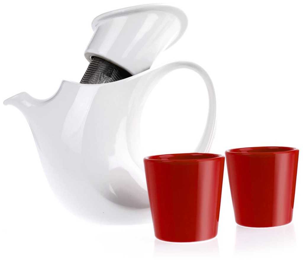 Mint One Handed Teapot 3