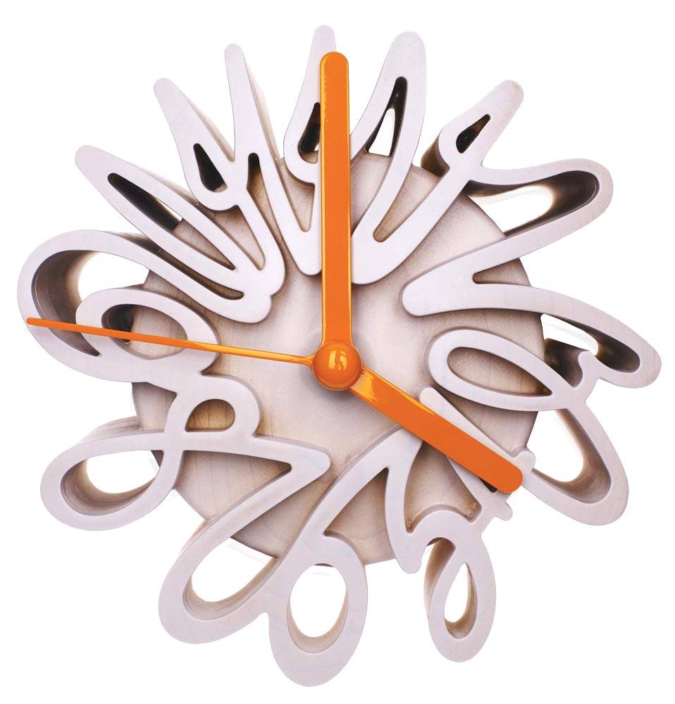 Real Simple NonStop Clock Design