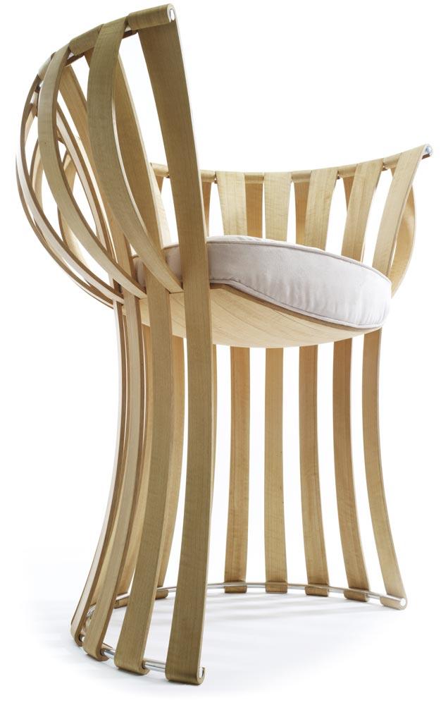 Mint Slat Chair
