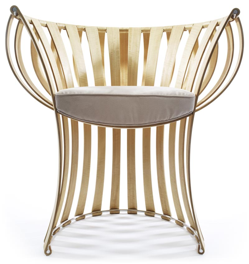 Mint Slat Chair 3