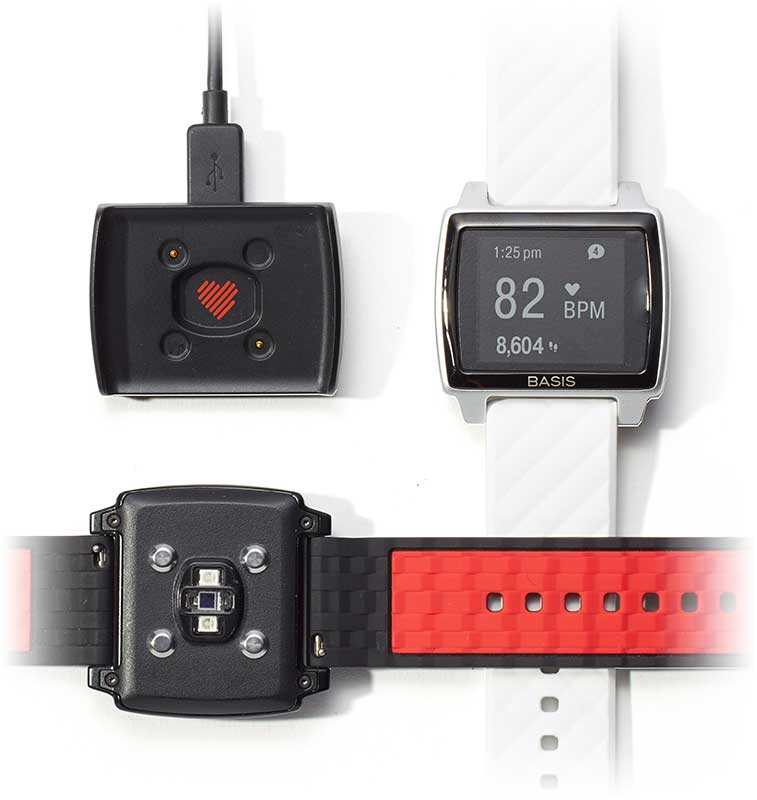 basis peak watch